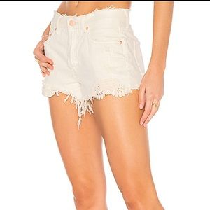 We The Free Daisy Chain Lace Short